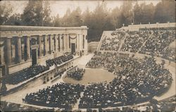 Greek Theater at University of California, Berkeley Postcard