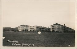 The Annex Soldiers Home, Sawtelle? Postcard