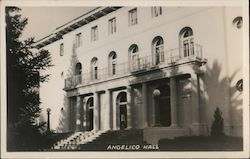 Angelico Hall, Dominican College Postcard