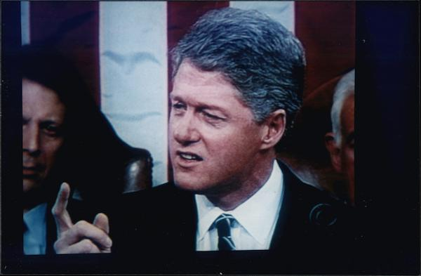 President William Jefferson Clinton, 1994 Washington District of Columbia