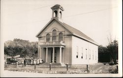 Roman Catholic Church Original Photograph