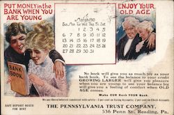 March 1910 Pennsylvania Trust Company. Make our bank your bank.
