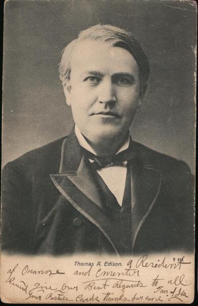 Thomas A. Edison Men