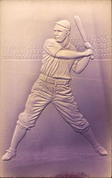 Baseball Player Postcard