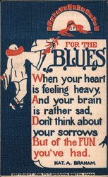 For the Blues by Nat A. Braham