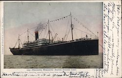 Steamship Minnesota, Seattle Oriental Liner