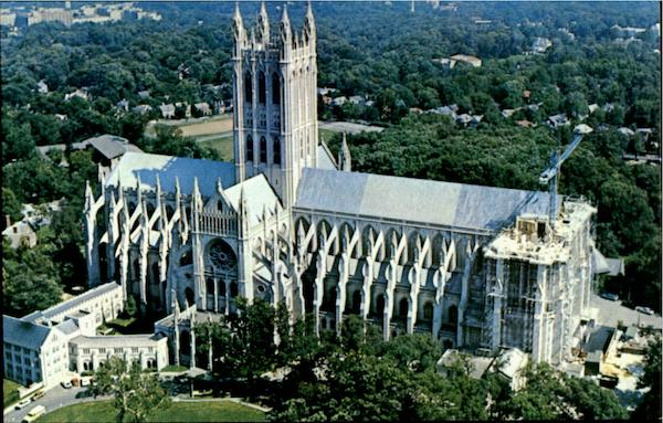 Washington Cathedral, Mount Saint Alban District of Columbia