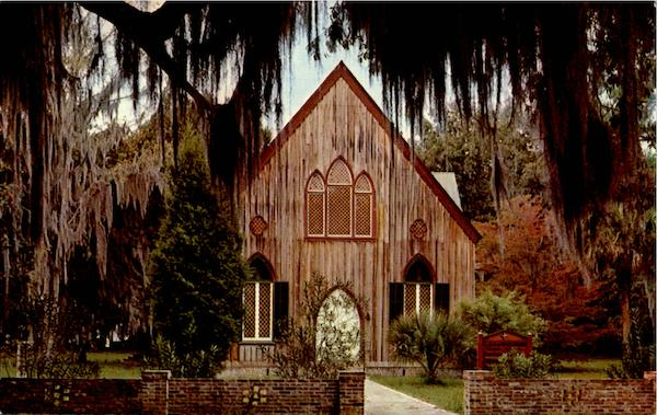 The Church Of Cross Bluffton Beaufort Country SC
