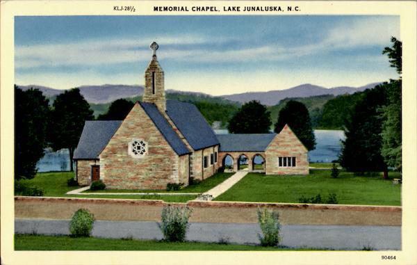 Memorial Chapel Lake Junaluska Nc