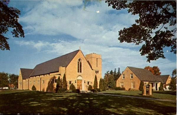 St. Johns Evangelical Luitheran Church Orchard Park New York