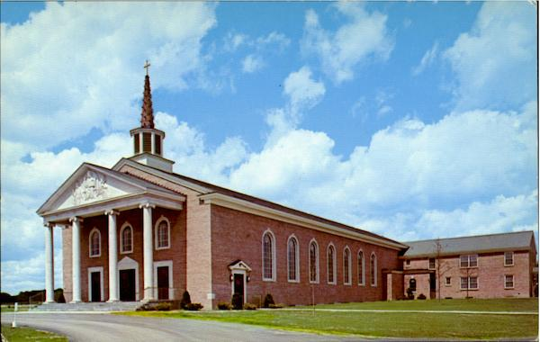 St. Paul'S Roman Catholic Church Rome, NY