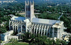 Washington Cathedral, Mount Saint Alban