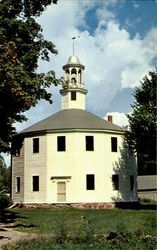The Old Round Church