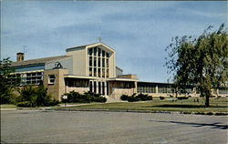 Our Lady, Queen of Martyrs Church and School(Dedicated 1960)