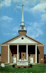 "Brodway Baptist Church - ""Sand Spring's First Southern Baptist Church"""