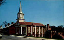 JONESBORO mETHODIST CHURCH