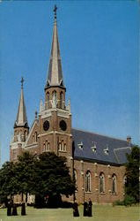 Belmont Abbey Cathedral Postcard