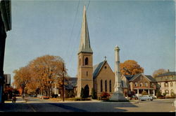 St. Andrews Episcopal Church Postcard