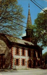 The Reformed Dutch Church Of Fishkill