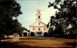 Presbyterian Church, Founded In 1670