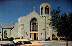 Immaculate Conception Church Postcard