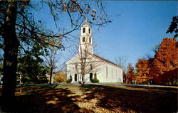 The First Congregational Church