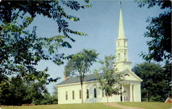 Martha Mary Chapel