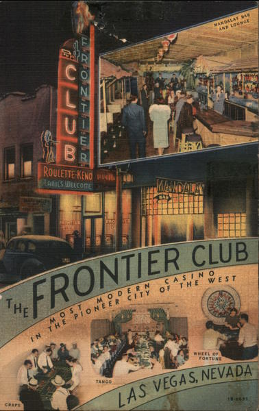 Frontier Club Las Vegas Nevada