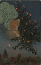 Joyeux Noël - Angel Flies to Deliver a Lighted Tree, Kirchner