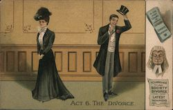 Act 6. The Divorce Postcard