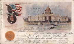 Trans-Mississippi and International Exposition 1898 Postcard