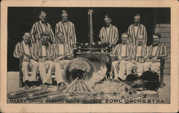 Harry Davis' Guernewood Village Bowl Orchestra California