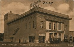 The Orpheum Theatre Postcard
