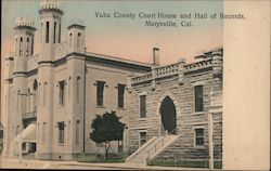 Yuba County Court House and Hall of Records
