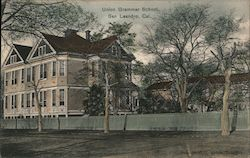 Union Grammar School Postcard