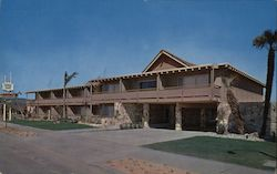 Coral Reef Motel Postcard