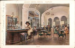 Bar - Grand Hotel Royal