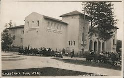 California Building, Alaska-Yukon-Pacific Exposition 1909 Postcard