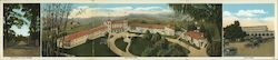 Boyes Hot Springs Resort Postcard