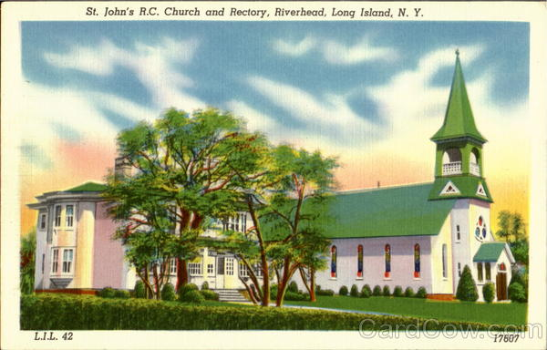 St. John'S R. C. Church Long Island New York