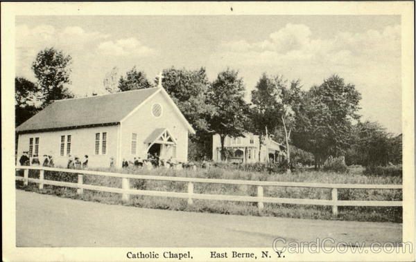 Catholic Chapel East Berne New York