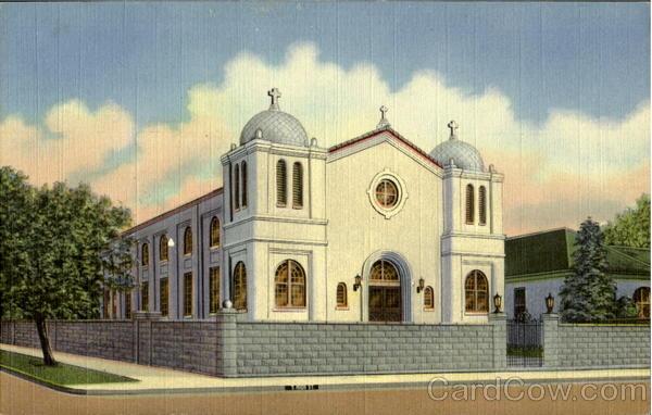 St. George Greek Orthodox Church Albuquerque, NM