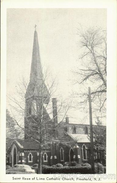 Saint Rose Of Lima Catholic Church Freehold NJ