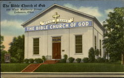 The Bible Church God