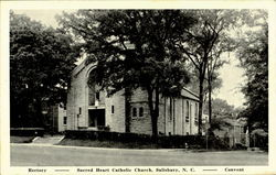Rectory - Sacred Heart Catholic Church