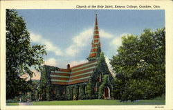 Church Of The Holy Spirit , Keyon College
