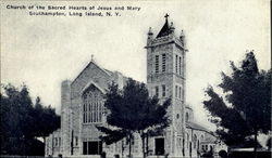 Church Of The Sacred Hearts Of Jesus And Mary