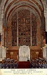 The Cadet Chapel, United States Military Acedamy
