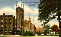 St. Peter'S Episcopal Church, Off The Park