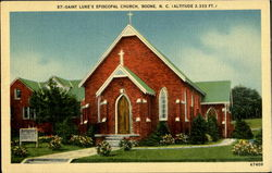 Saint Luke'S Episcopal Church (Altitude 3,333 Ft.)